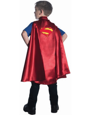 Cape Superman DC Comics deluxe för barn