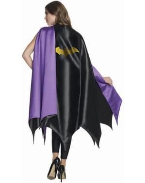 Cape Batgirl DC Comics deluxe för vuxen