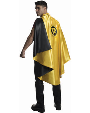 Mens Robin DC Comics deluxe cape