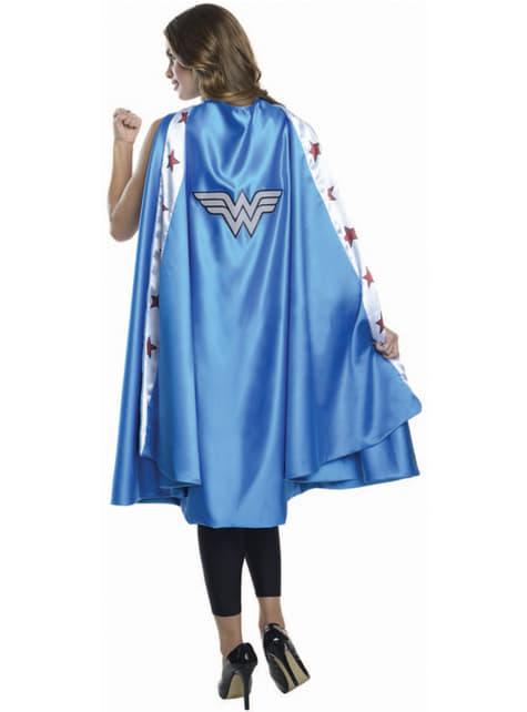 Capa de Wonder Woman DC Comics deluxe para Mujer