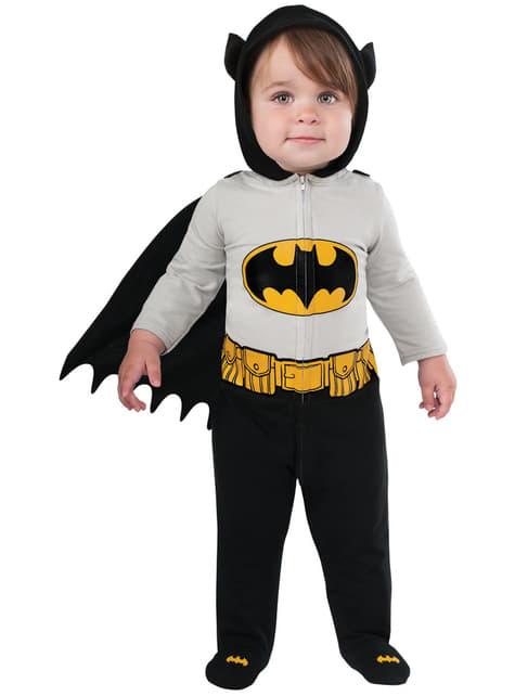 Fato de Batman valente DC Comics para bebé