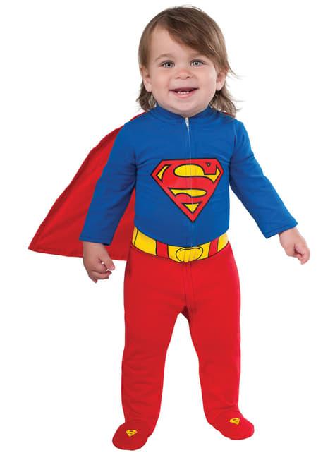 Babies Superman of Krypton DC Comics costume