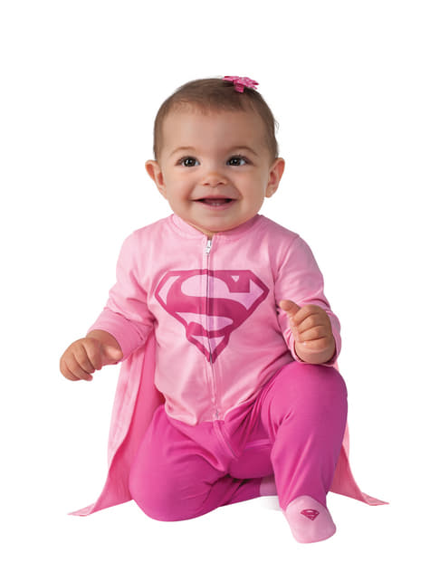 Babies Supergirl DC Comics costume