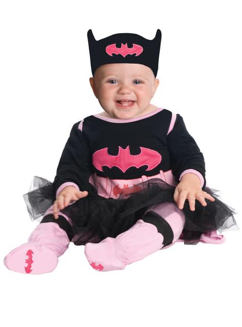 Disfraz de Batgirl DC Super friends para bebé
