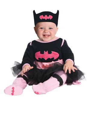 Rosa Batgirl Kostyme Baby