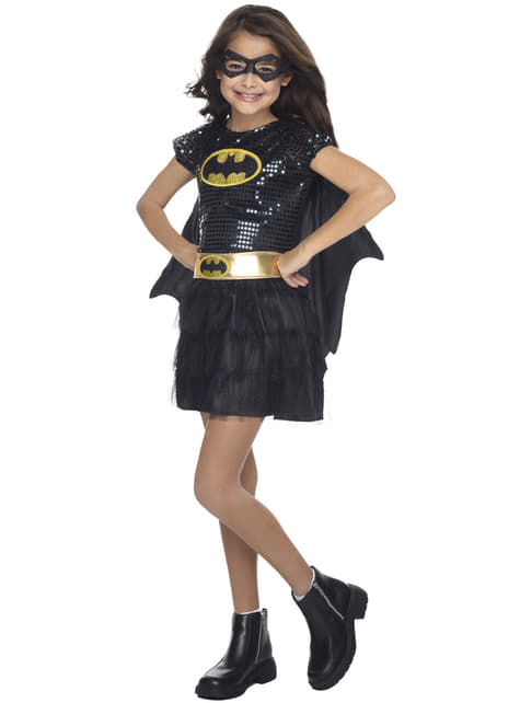 Disfraz de Batgirl DC Comics para niña
