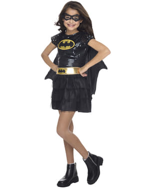 Dívčí kostým Batgirl DC Comics