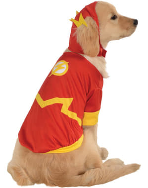 Childrens Flash DC Comics costume