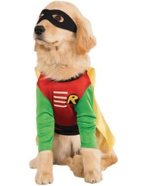 Robin Kostüm für Hunde Teen Titans Go
