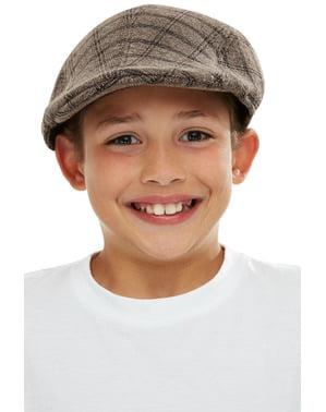 Casquette plate Gangster garçon