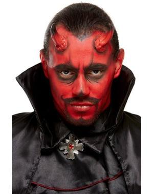Makeup set ďábel pro dospělé