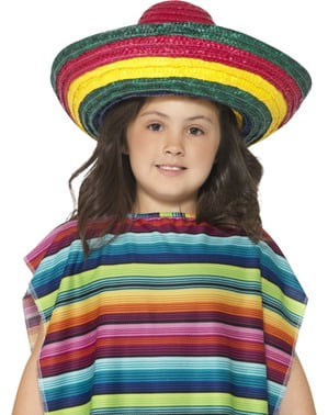 Mexican Sombrero for Kids