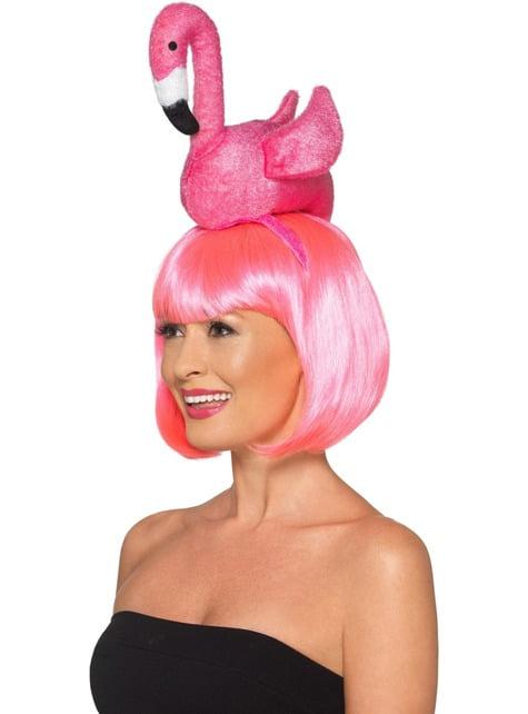Bandolete de Flamingo para mulher