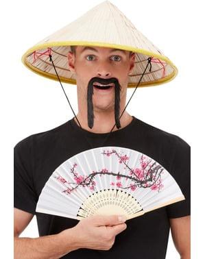 Aziatisch kostuum voor mannen