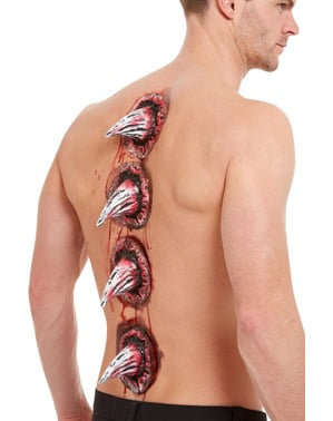 Latex Spike Wounds for Adults