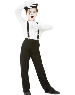 Kostýmový set mim pro děti