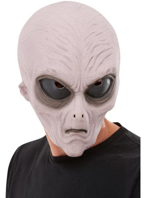 Alien latex masker voor volwassenen