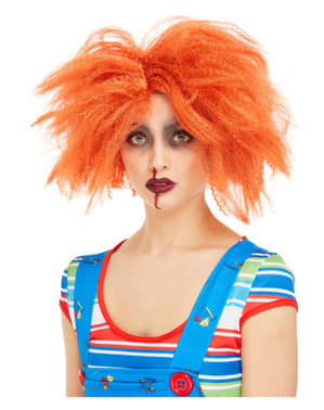 Chucky Child's Play Wig for Adults