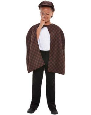 Detective kostuum voor kinderen