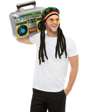Kostýmový set Jamajčan pro muže