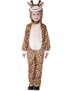 Kostium Przyjazna Żyrafa dla dzieci