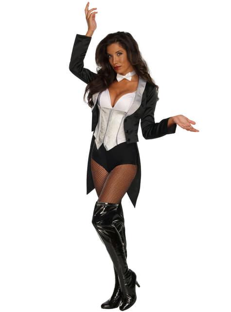 Womens Zatanna DC Comics costume