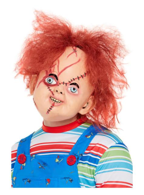 Máscara de Chucky de látex para hombre
