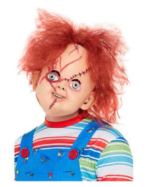 Máscara de Chucky de látex para homem