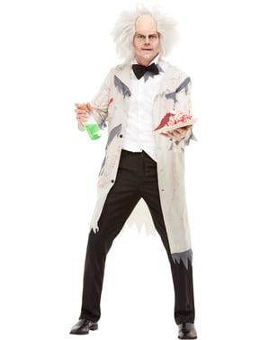 Einstein wetenschapper kostuum