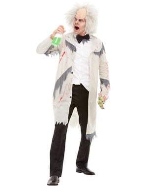 Einstein Scientist Costume