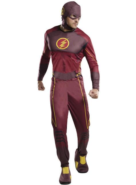 Mens The Flash costume