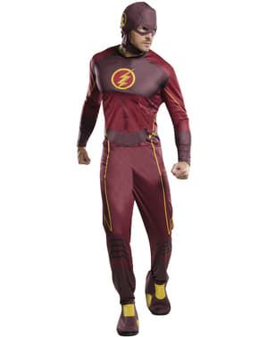 Mens The Flash costume