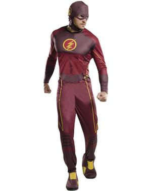 The Flash kostuum voor mannen