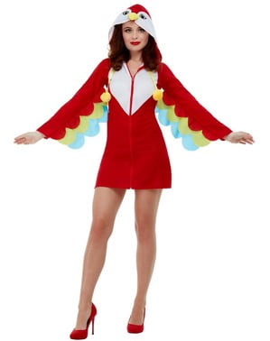 Parrot Costume for Women
