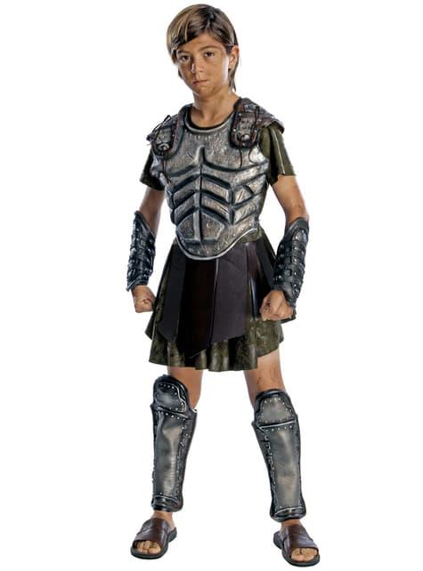 Disfraz de Perseo deluxe Furia de Titanes para niño