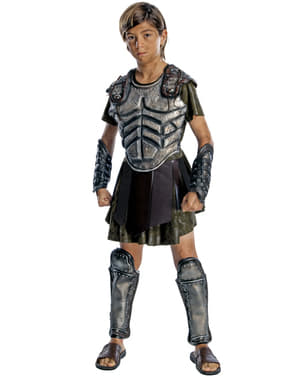 Childrens Perseus Clash of the Titans deluxe costume