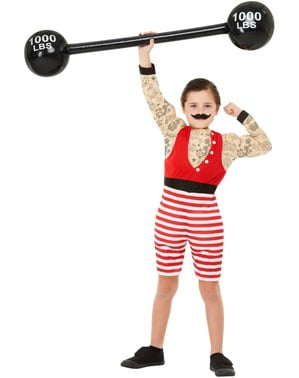 Strong Man Costume for Boys