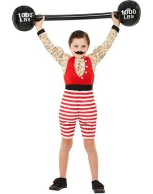 תלבושות אדם חזקות עבור בנים
