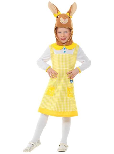 Peter Rabbit Deluxe Costume for Girls