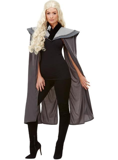 Capa de Reina Dragón para mujer - para tu disfraz