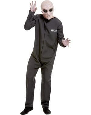 Alien Area 51 Kostüm