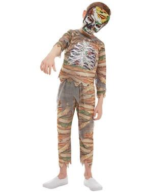 Costume da mummia per bambino