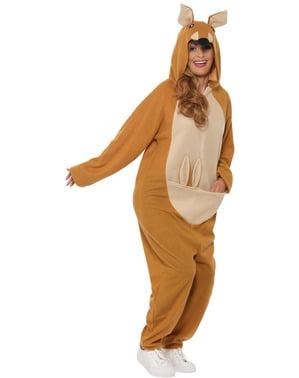 Kangaroe kostuum voor volwassenen
