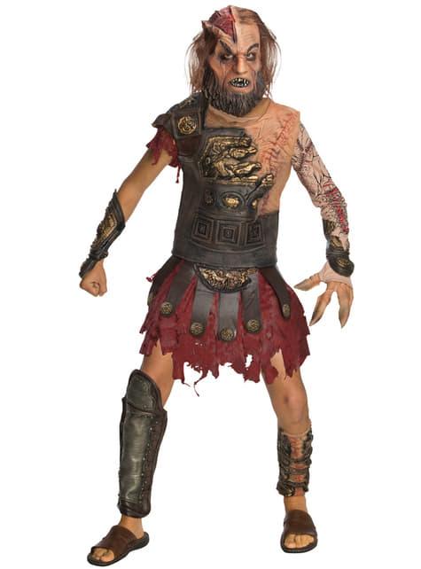 Childrens Calibos Clash of the Titans deluxe costume