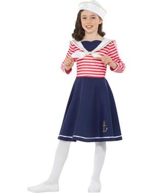 Сейлор костюм для дівчаток