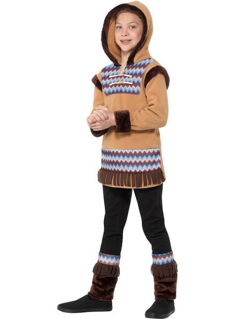Kostium Eskimos dla chłopców - dziecięce