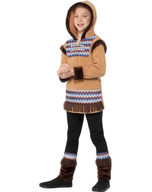 Arctic Eskimo Costume for Boys