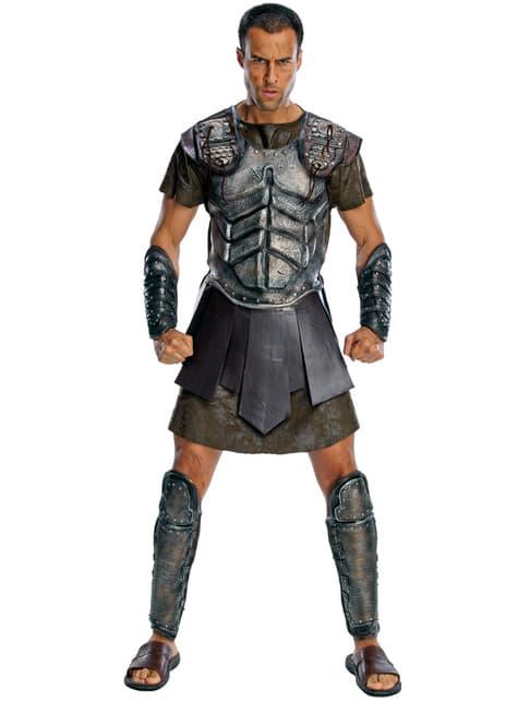 Fato de Perseu deluxe Confronto de Titãs para homem