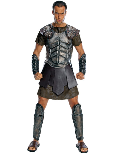 Mens Perseus Clash of the Titans deluxe costume