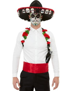 Mexican La Catrina Set for Men